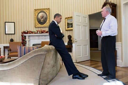 Obama comenta  o pior dia da sua administração