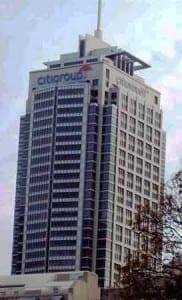 Citigroup Centre 182x300 Citigroup Centre