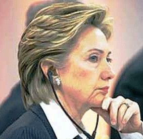 Hillary Clinton acompanha o segundo turno no Brasil