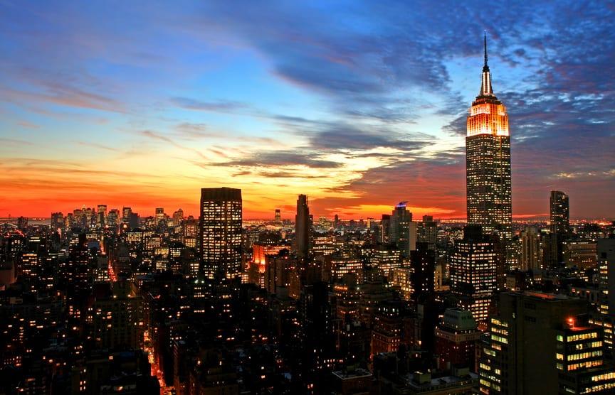 Ingresso diurno/noturno para o Empire State Building é incluído no New York CityPASS