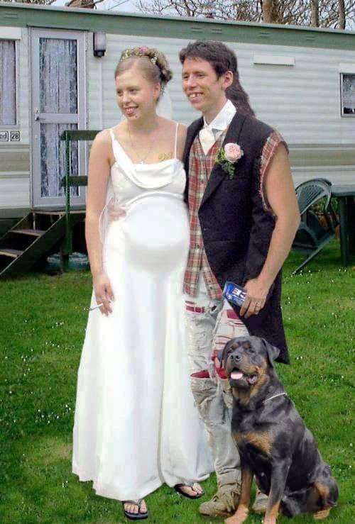 Típico casal americano