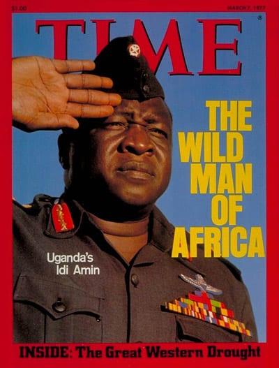Joaquim Barbosa : o  Idi Amin Dada tropical