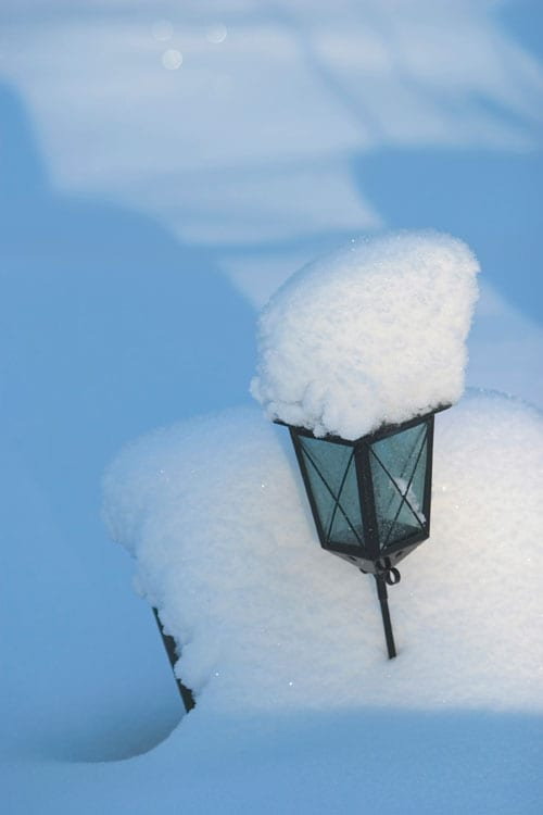 Tempestade de neve volta a castigar os Estados Unidos