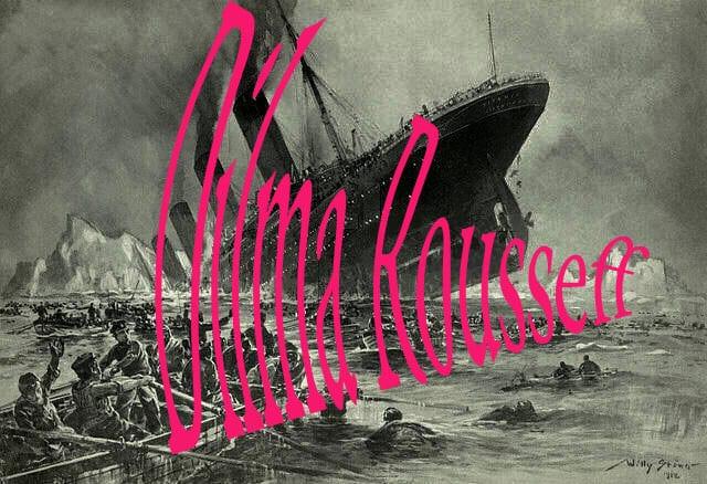 dilmarouseff Helena Chagas abandona o Titanic