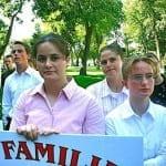 Teens from polygamous families 150x150 Poligamistas se preparam para luta