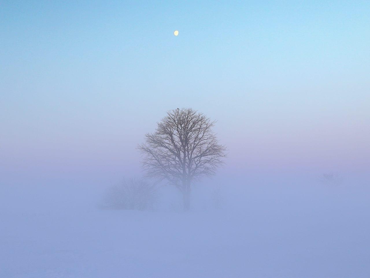 O frio castigo o paraíso bíblico