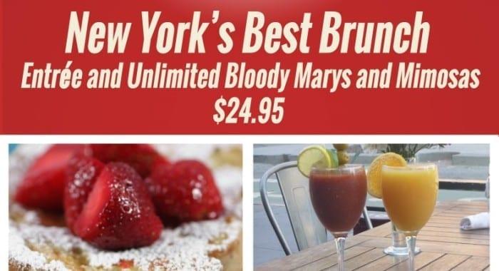 """Melhor """"brunch"""" de Nova Iorque"""