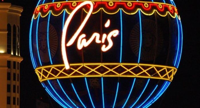 Las Vegas em chamas