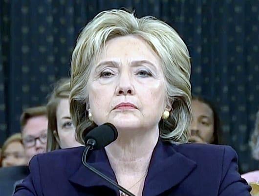 57% dos eleitores não gostam de Hillary