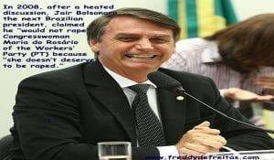 Bolsonarop 300x175 Conselho de Ética rejeita processo contra Jair Bolsonaro