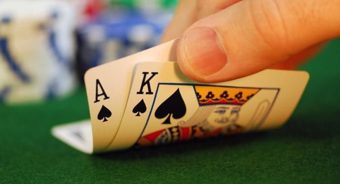 Brasileiro aposta pesado em Las Vegas