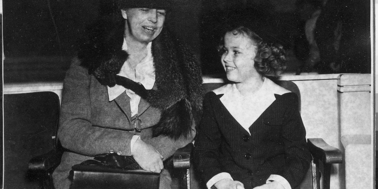 Shirley Temple completaria 90 anos