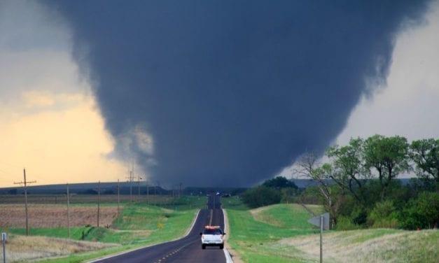 Tornado no estado do Mississipi