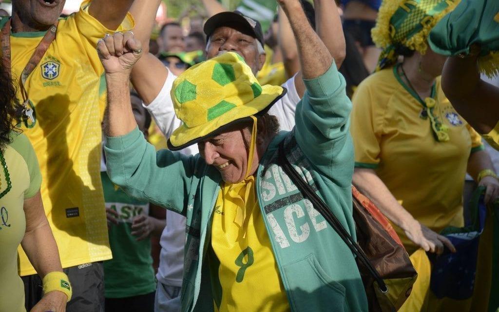 Brasileiros estão embriagados