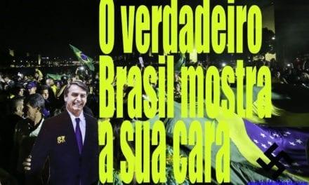 O Brasil mostra a sua cara