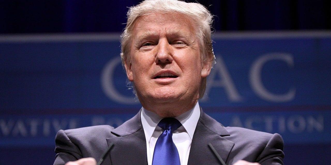 Trump apóia o atirador