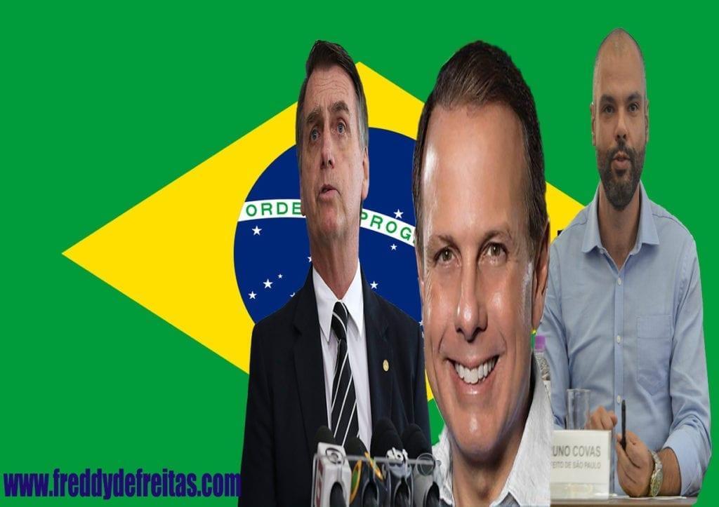brasildospaulistassedsita 1024x723 Bill de Blásio é mais incompetente que Jair Bolsonaro