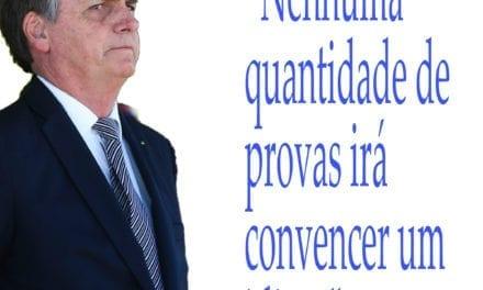 bolsonaro está matando seus próprios eleitores – até mesmo os assessores do planalto  sabem disso