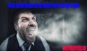 satanásssss 300x176 Angry man screaming