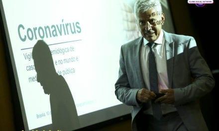 Coronavírus deverá  ser a  maior catástrofe da história do Brasil.
