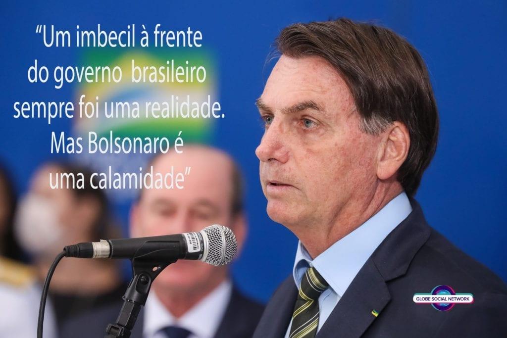 declaracao a imprensa 1803200947aaaaa 1024x683 O Narcisismo de Bolsonaro tomou uma nova reviravolta. E agora ele tem sangue brasileiro nas mãos