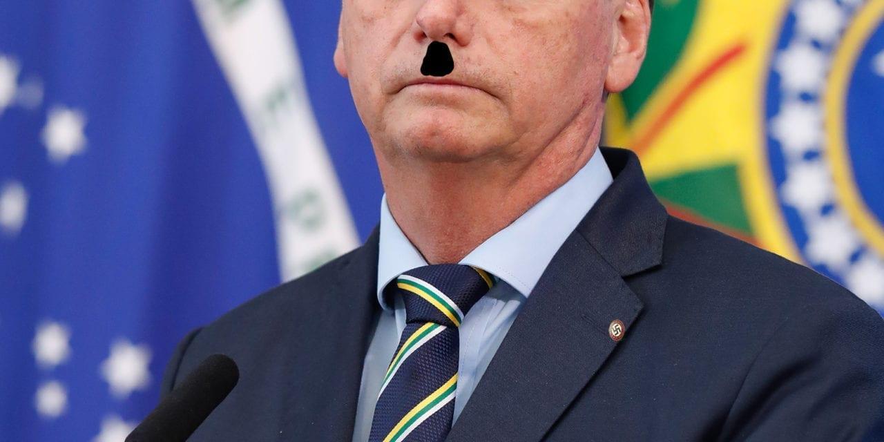 Jair bolsonaro, um brasileiro idiota