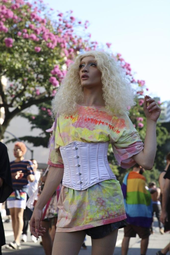 paradagay1 683x1024 Os evangélicos ligados à administração Jair Bolsonaro ressaltam que o coronavírus pode ser o castigo de Deus por causa dos homossexuais.