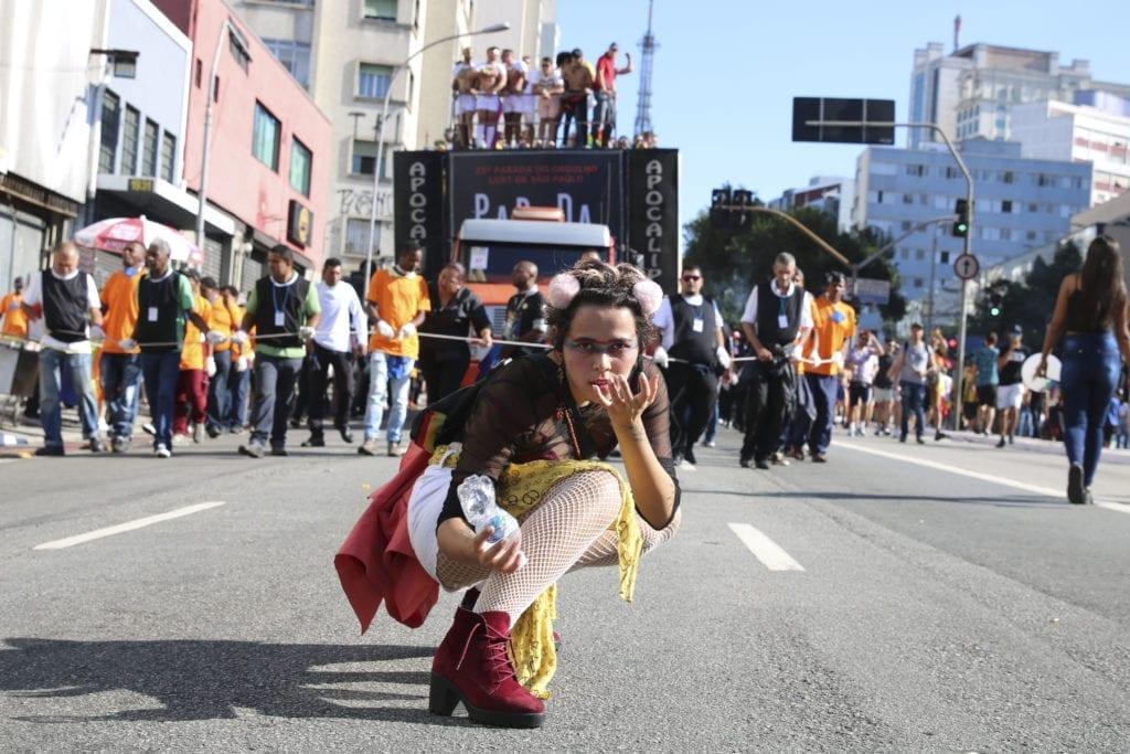 paradagay3 1024x683 Os evangélicos ligados à administração Jair Bolsonaro ressaltam que o coronavírus pode ser o castigo de Deus por causa dos homossexuais.
