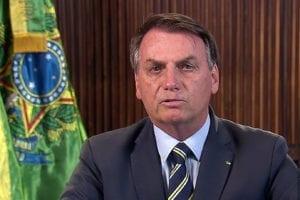 pronunciamento pr jair bolsonaro 300x200 O presidente Jair Bolsonaro faz pronunciamento oficial sobre a declaração de pandemia do coronavírus pela Organização Mundial da Saúde (OMS).