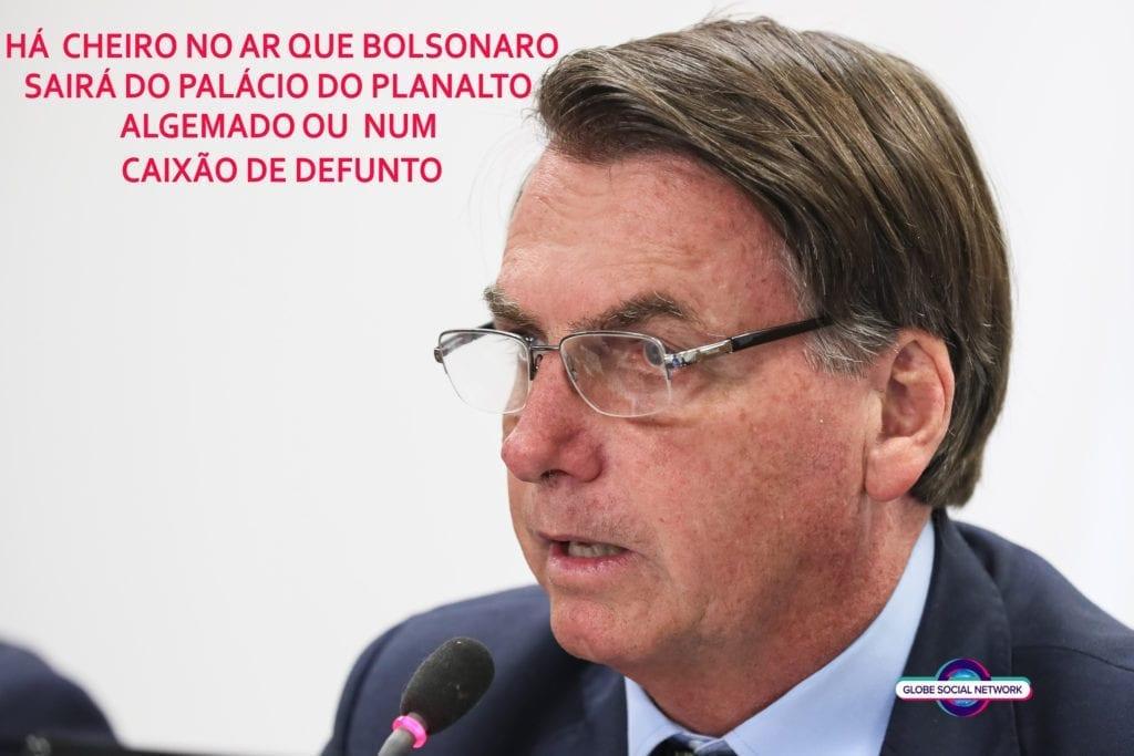 videoconferncia com governadores da regio nordeste 49691538341 o 1024x683 Há  cheiro no ar que Bolsonaro sairá do Palácio do Planalto  algemado ou  num caixão de defunto