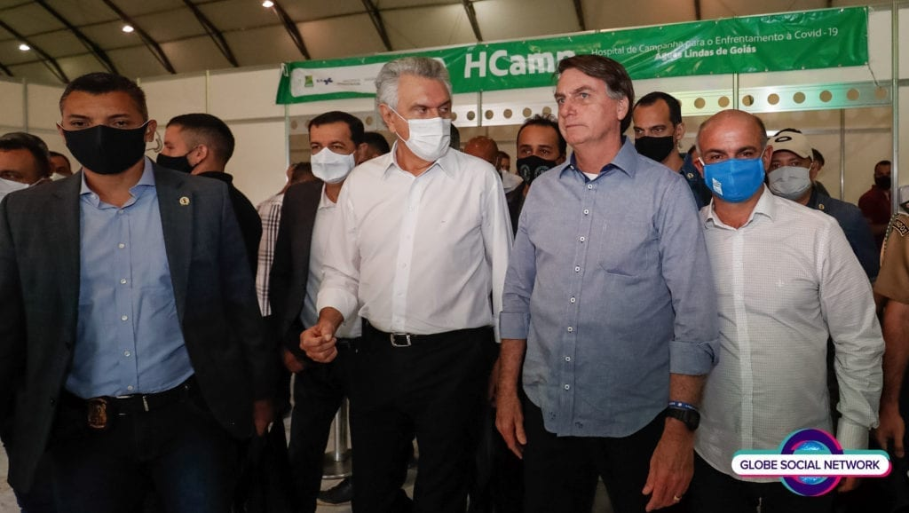 bolsonarowithout 1024x578 What It Means When Bolsonaro Doesnt Wear A Mask