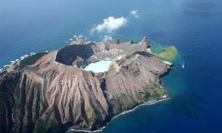 White Island volcano disaster