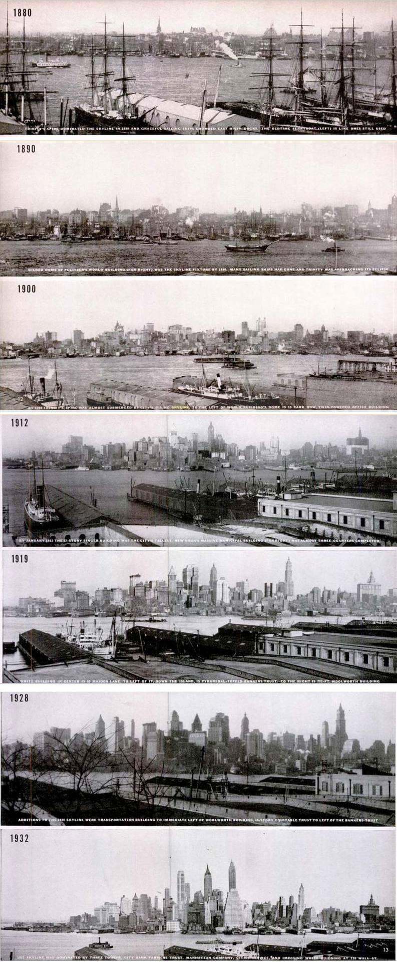 História de Nova Iorque