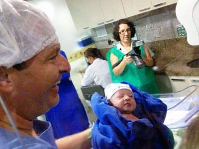 Nasce o quinto filho do governador Eduardo Campos