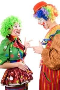 arraialdedilma 200x300 A couple of cheerful clowns