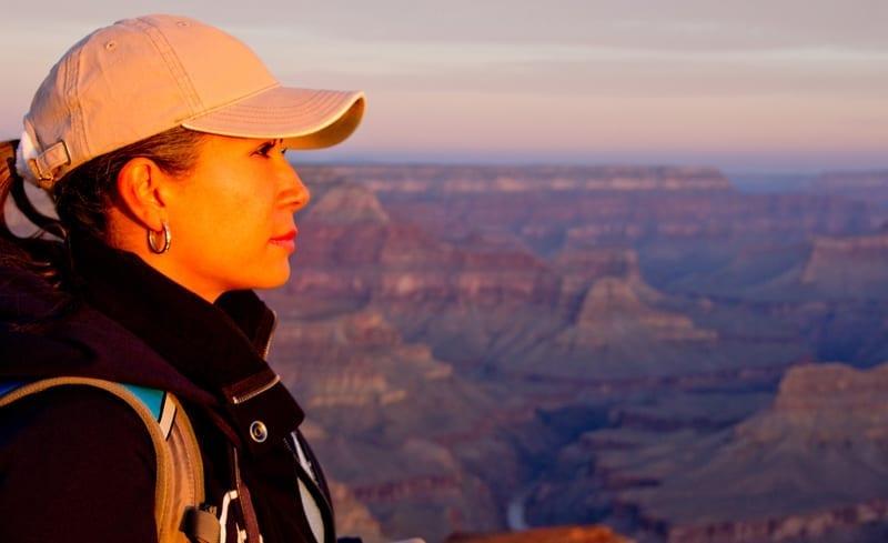 Brasileiros no Grand Canyon