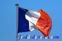 frenchflag1 Freddy de Freitas French flag