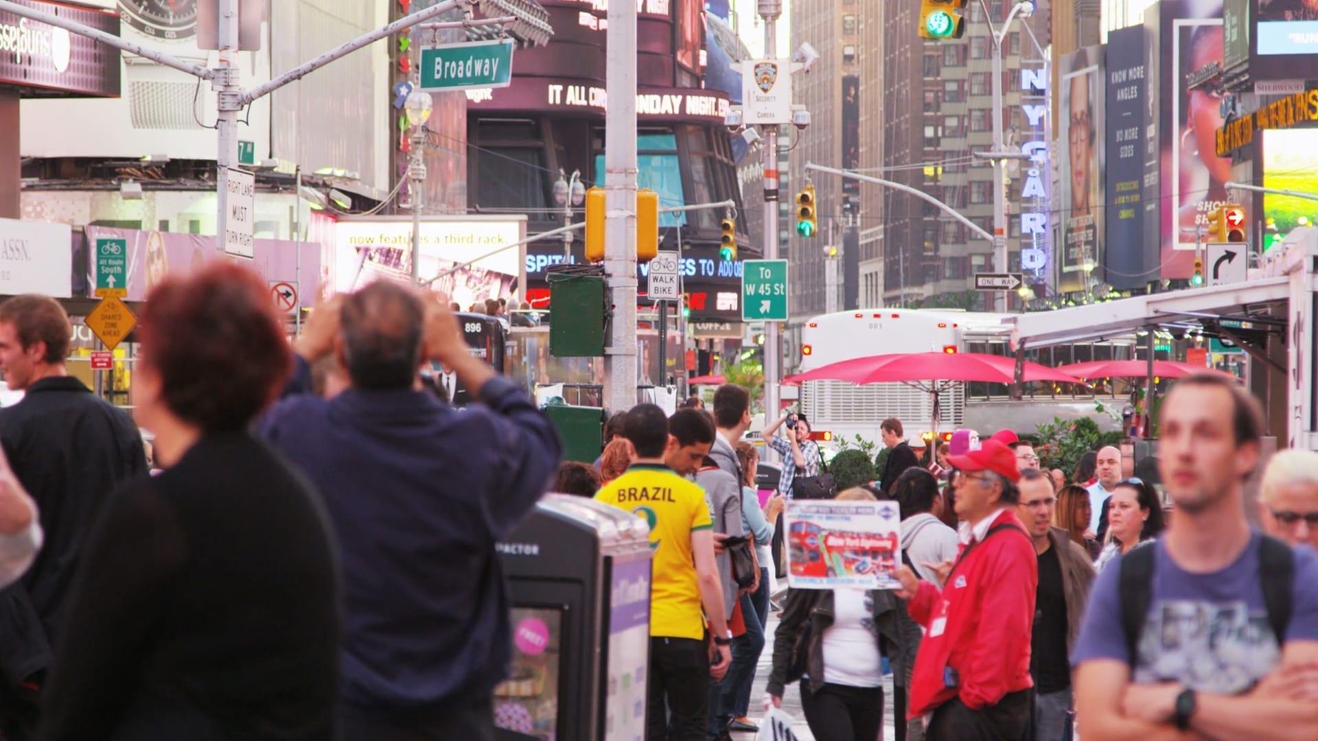 Crise brasileira chega a Broadway