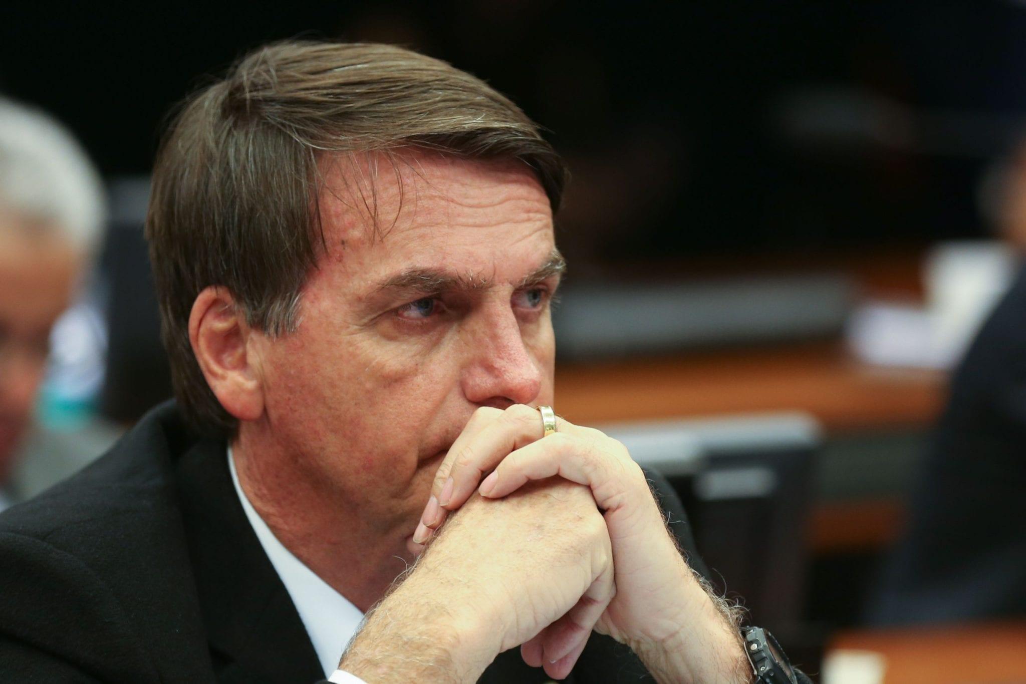 Bolsonaro será o candidato da Casa Branca