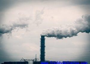 coal1b 300x216 Industrial pipe polluting atmosphere