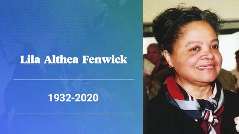 DESCANSE EM PAZ  Lila Fenwick