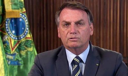 A catástrofe brasileira