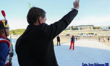About a  half in Brazil see God's hand in presidential elections.