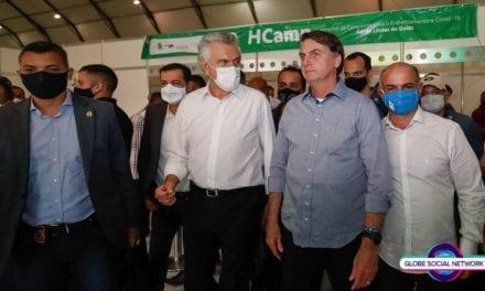 What It Means When Bolsonaro Doesn't Wear A Mask