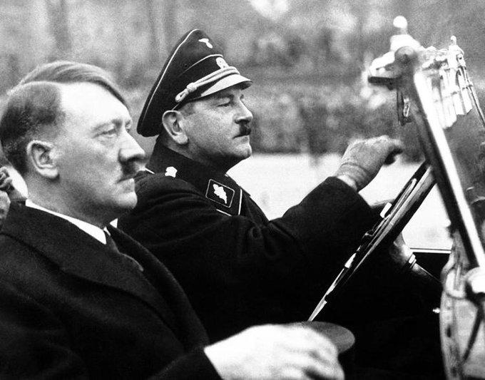 Conduzindo Hitler